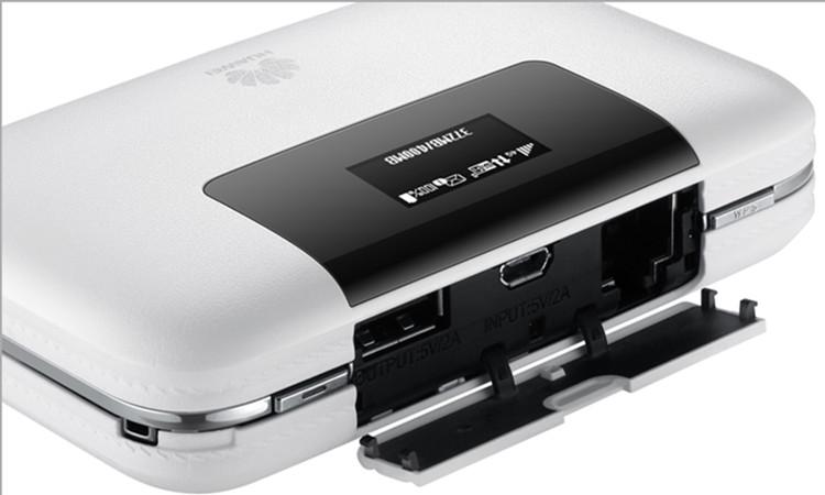 Thiết bị phát Wifi 3G/LTE 4G Huawei E5770s-320 tích hợp sạc dự phòng.