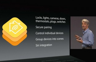 Tính năng điều khiển nhà thông minh sẽ được tích hợp trong iOS10
