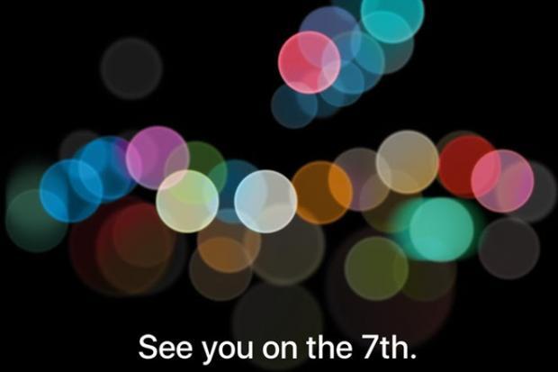 Apple gửi thư mời sự kiện ra mắt iPhone 7 ngày 7/9