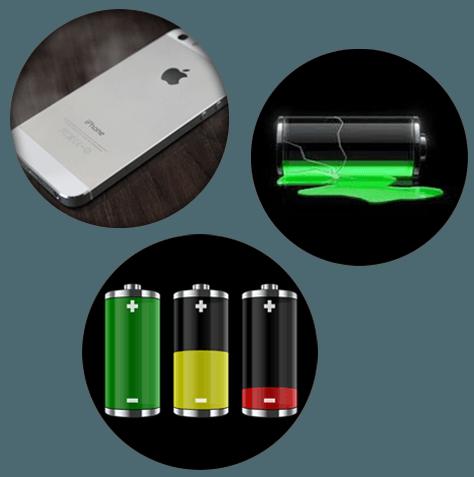 Làm sao để phát hiện Pin iphone bị hỏng mà không cần mang ra cửa hàng kiểm tra ?