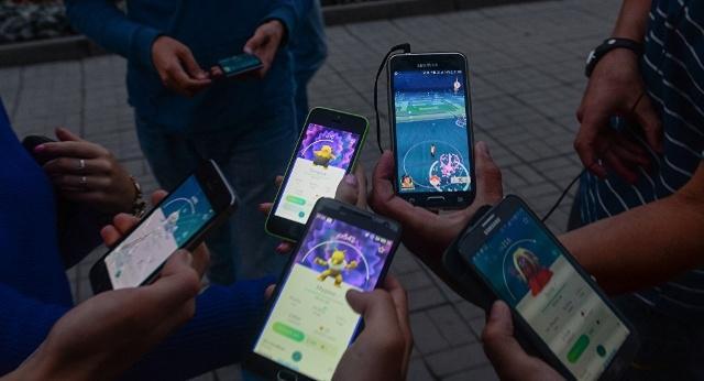 Hình ảnh Giảm cân nhờ chơi Pokemon Go số 1