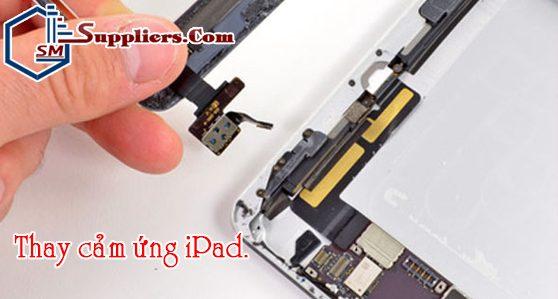 Thay cảm ứng iPad chính hãng các loại Uy Tín - Chất Lượng