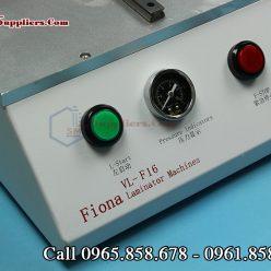 Bộ 5 máy ép kính điện thoại Fiona tự động nhập khẩu 16inch.