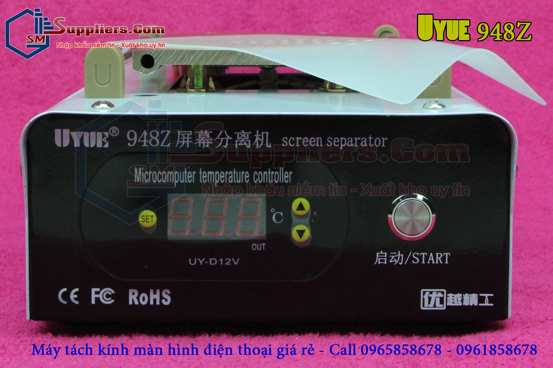 Máy tách kính điện thoại 8inch UYUE 948Z