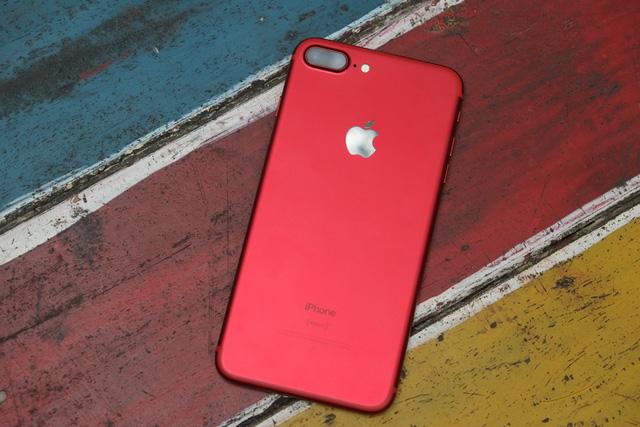 Apple ra iPhone 7 đỏ, người đau nhất chính là Samsung? - Ảnh 4.