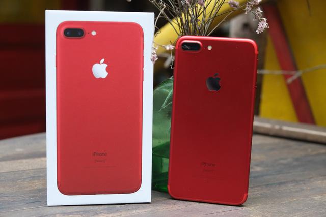 Apple ra iPhone 7 đỏ, người đau nhất chính là Samsung? - Ảnh 5.