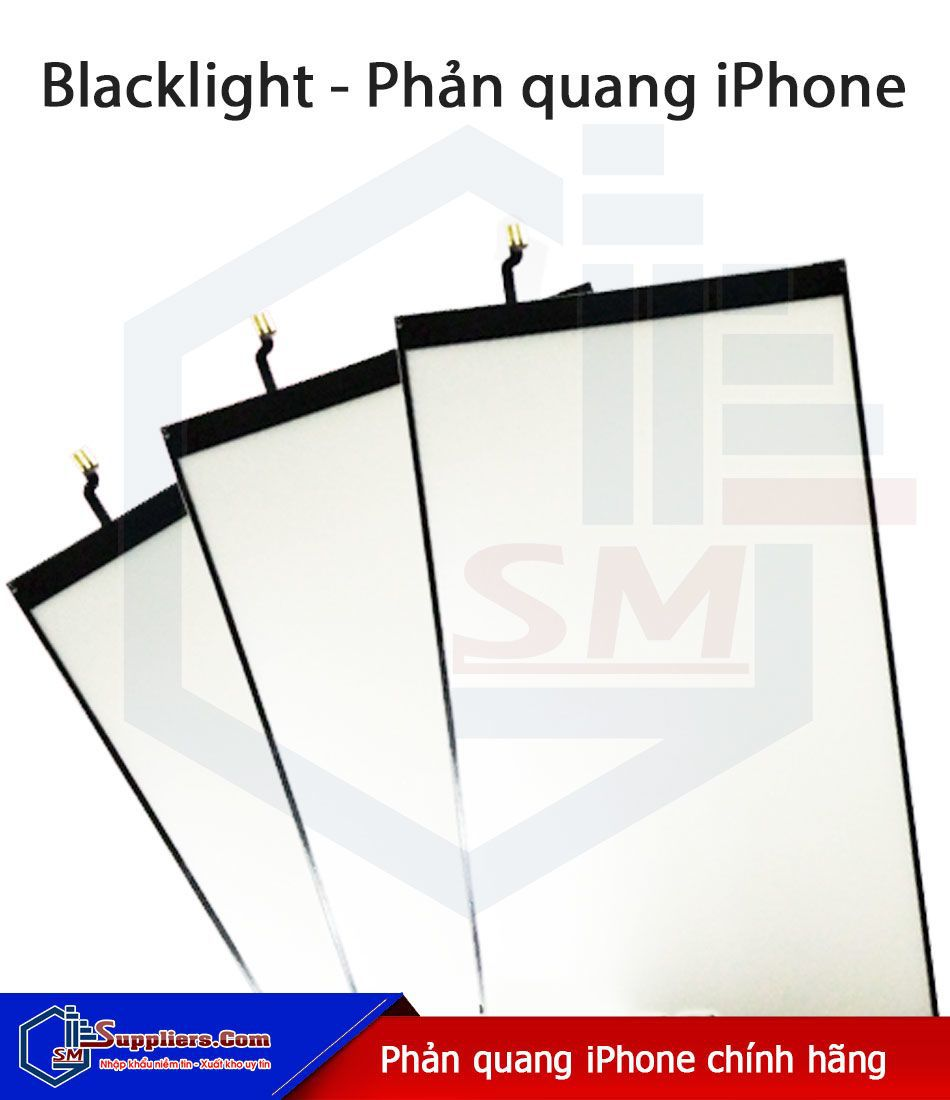 Backligh Phản quang iPhone