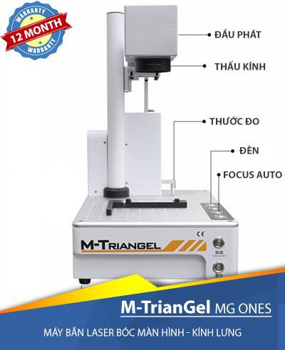 Laser M-Triangel MG OneS