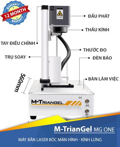 Laser M-Triangel MG One