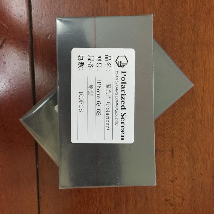 Phân cực màn hình iphone 6/ 6s hiển thị màu